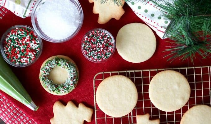 7 Fabulous Festive Christmas Cookie Recipes