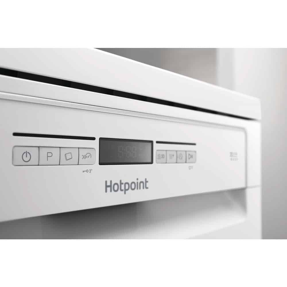 Hotpoint ULTIMA Dishwasher Review (HFO 3P23 WL)