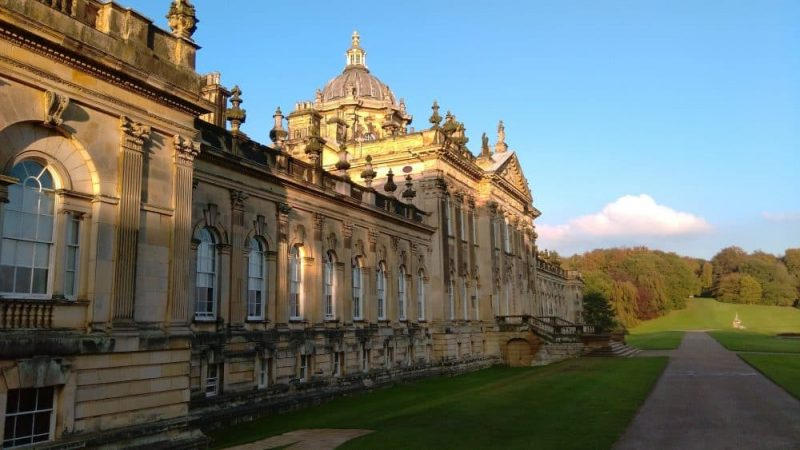 Castle Howard Autumn