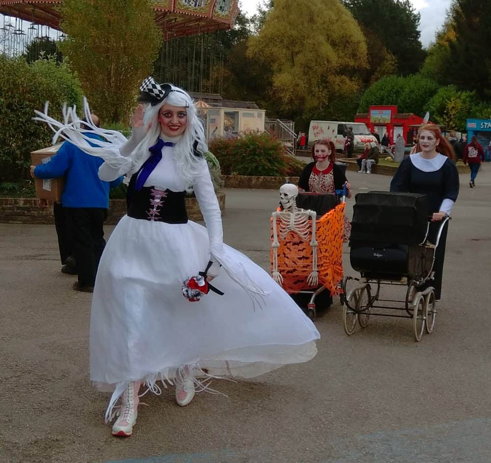 Frightwater Valley Halloween Events in Yorkshire