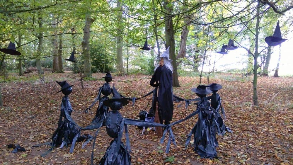 Halloween at Burton Agnes