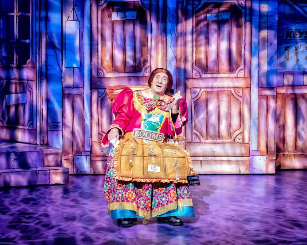 York Theatre Royal Panto 2018- The Grand Old Dame of York – Review