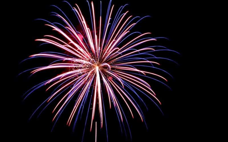 Bonfire and Fireworks displays near York