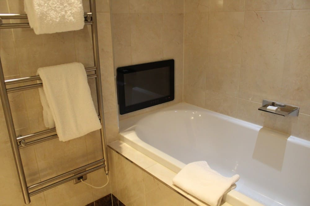 Rockliffe Hall Tile TV Review