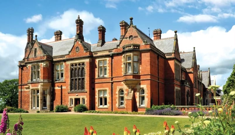 Rockliffe Hall - Family Hotels Yorkshire