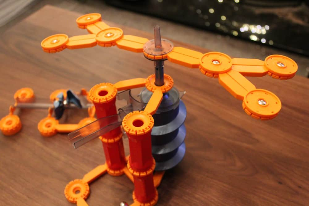 Fun and Educational – Geomag Mechanics Review & Giveaway!
