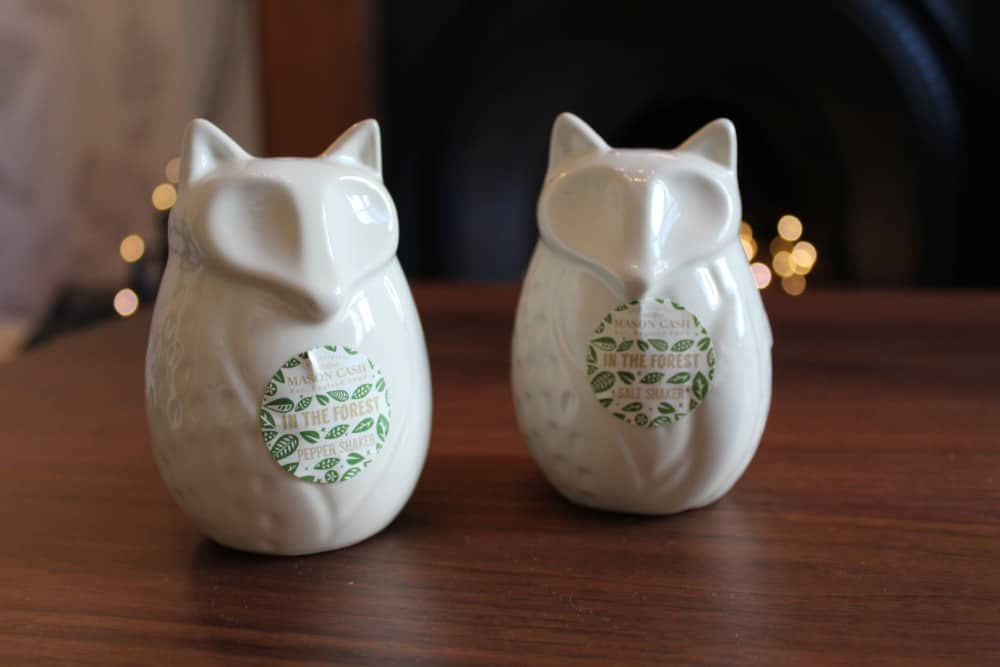 Mason Cash In The Forest Salt and Pepper Pot