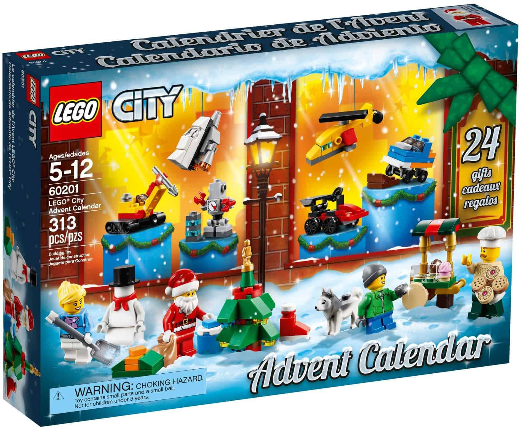 Toy Advent Calendars 2018 – Ten of the Best!