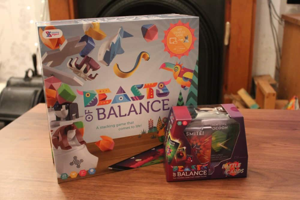 Beasts of Balance and Battle Cards Expansion Review