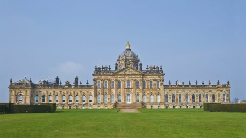 May half term at Castle Howard in Yorkshire