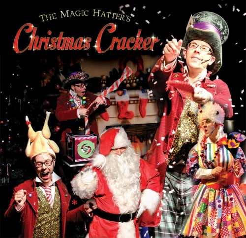 Magic Hatter's Christmas Cracker