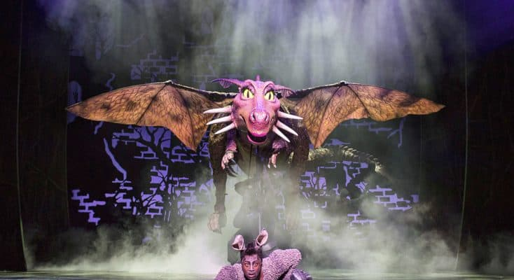 Shrek the Musical comes to Leeds!