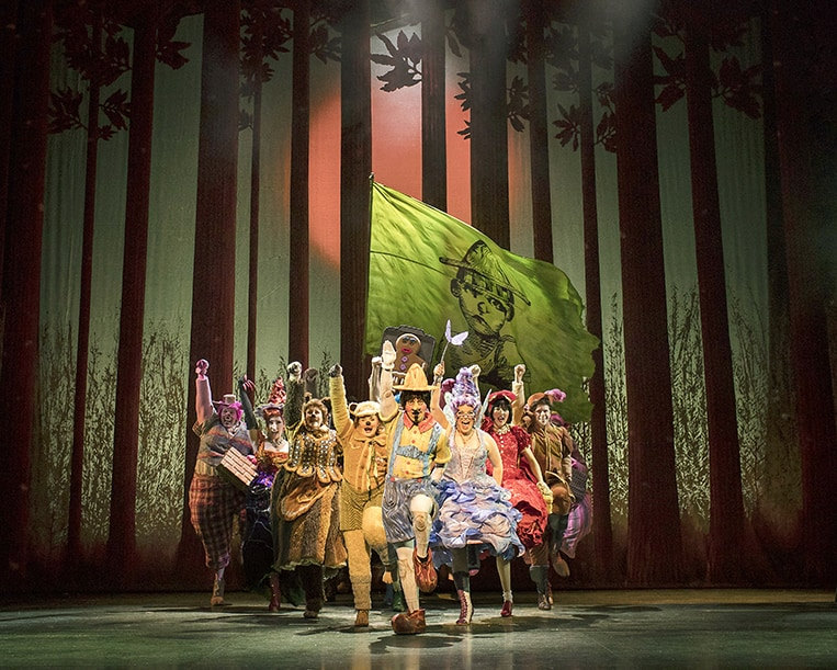Shrek the Musical Leeds