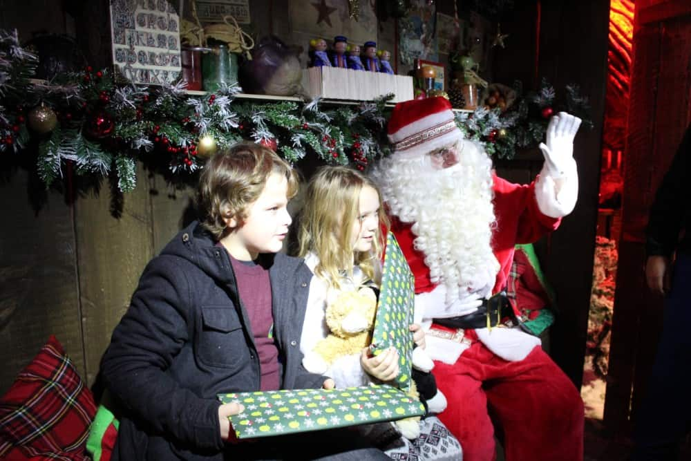 Shrek's Adventure London and Santa's Grotto