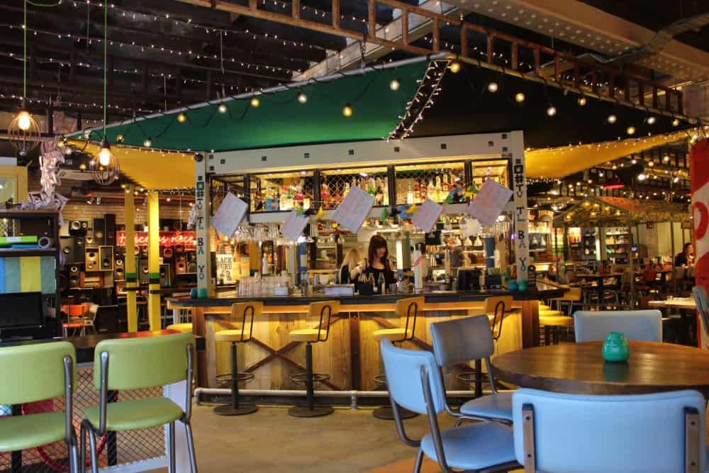 Turtle Bay York – Eating out with Kids – Review