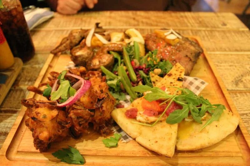 Child Friendly Turtle Bay York Review (Just Jerk Platter)