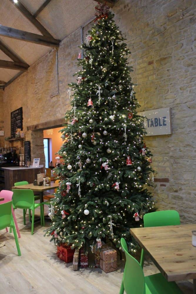 Christmas at William's Den, Yorkshire