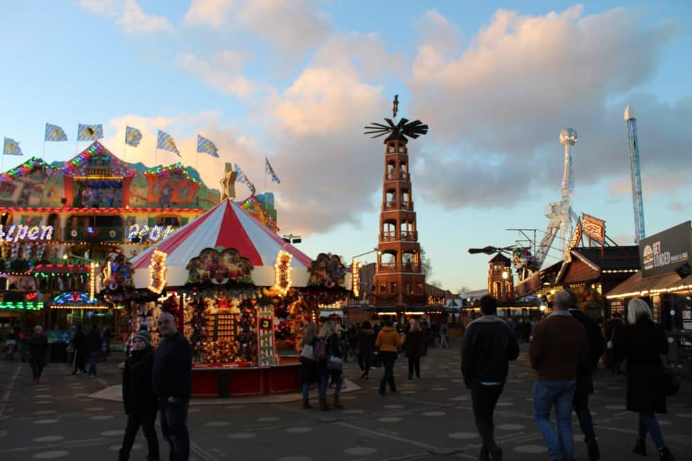 Winter Wonderland Hyde Park London (9)