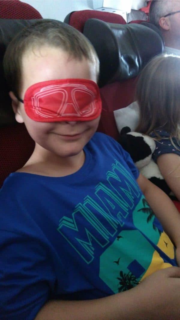 Flying long haul with kids on Virgin Atlantic