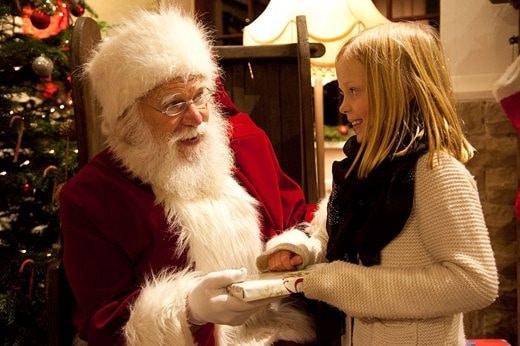See Santa at Harlow Carr
