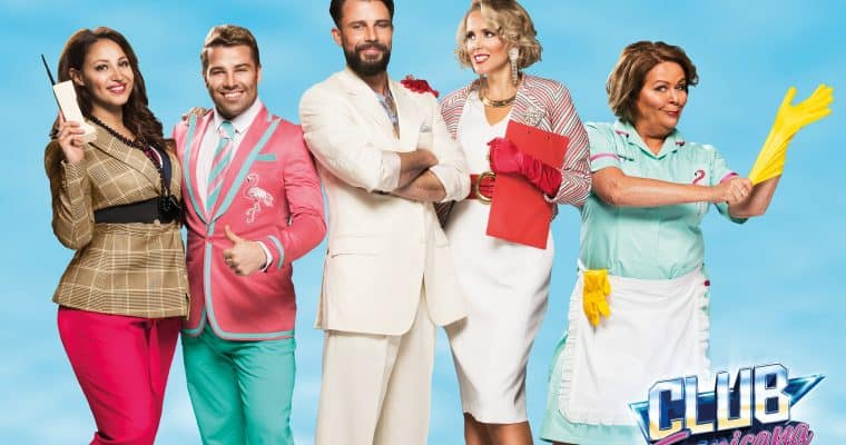 Club Tropicana The Musical – Grand Opera House, York