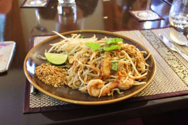 Thai Restaurants York