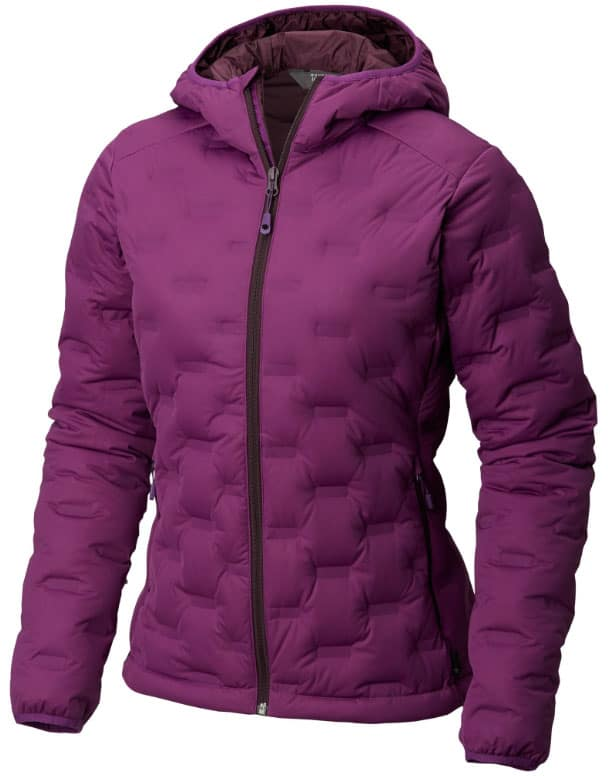 Mountain Hardwear Womens StretchDown DS Hooded Jacket