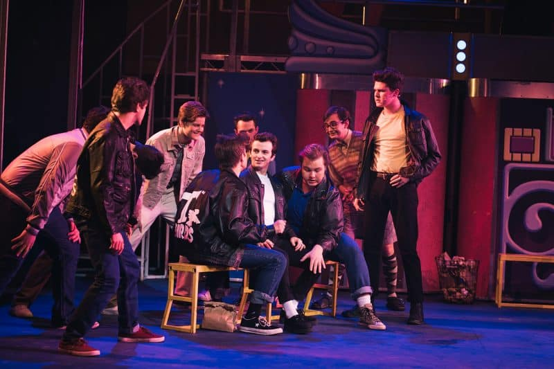 Grease at the York Theatre Royal