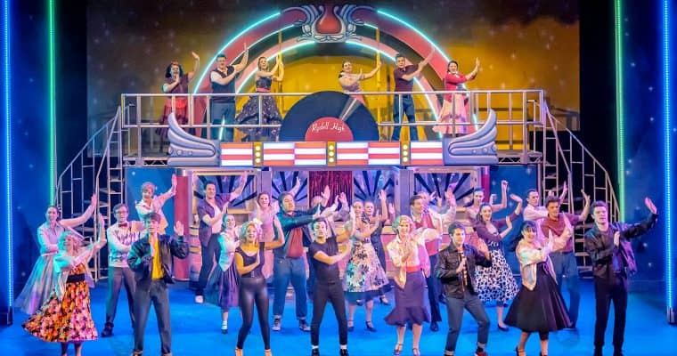 Grease by York Light at The York Theatre Royal