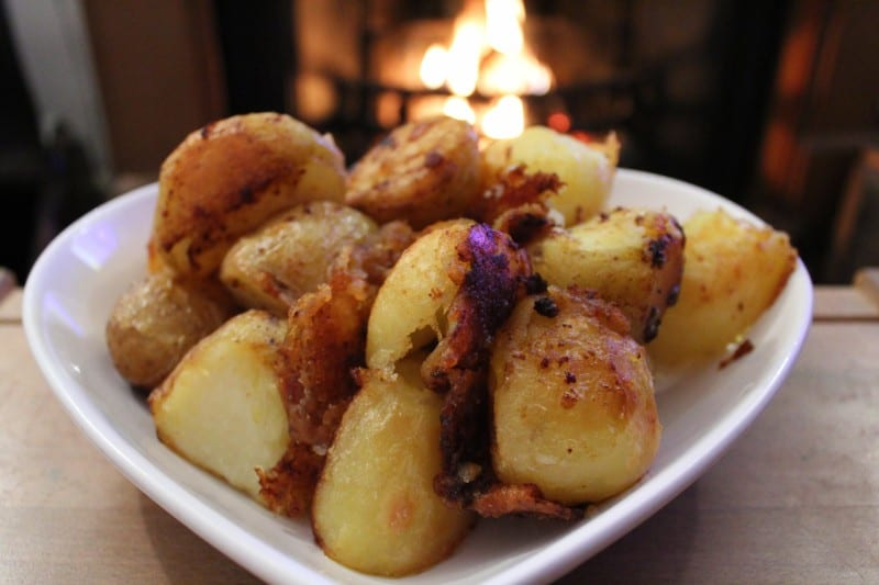 Airfryer Roast Potatoes Recipe and Tips!
