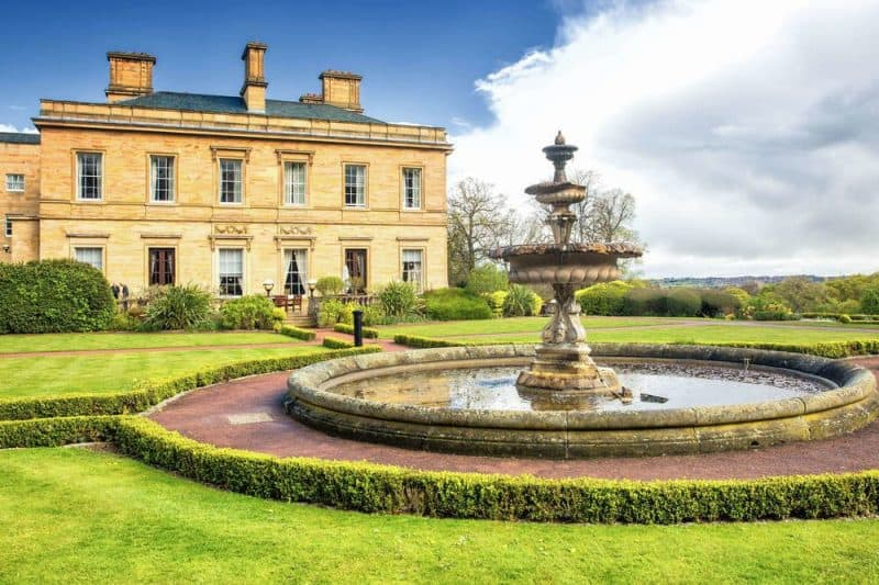 family hotels Yorkshire - Oulton Hall