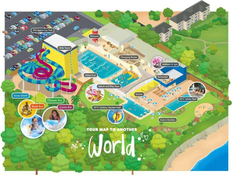Alpamare Waterpark Scarborough Review
