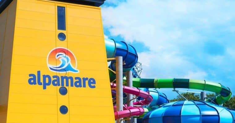 Alpamare Waterpark in Scarborough – Review