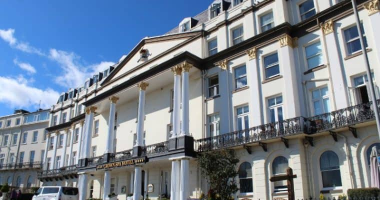 The Crown Spa Hotel in Scarborough – Review