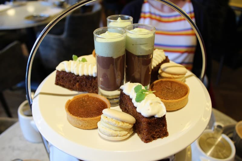 Quintessentially English – Afternoon Tea at The Grand, York