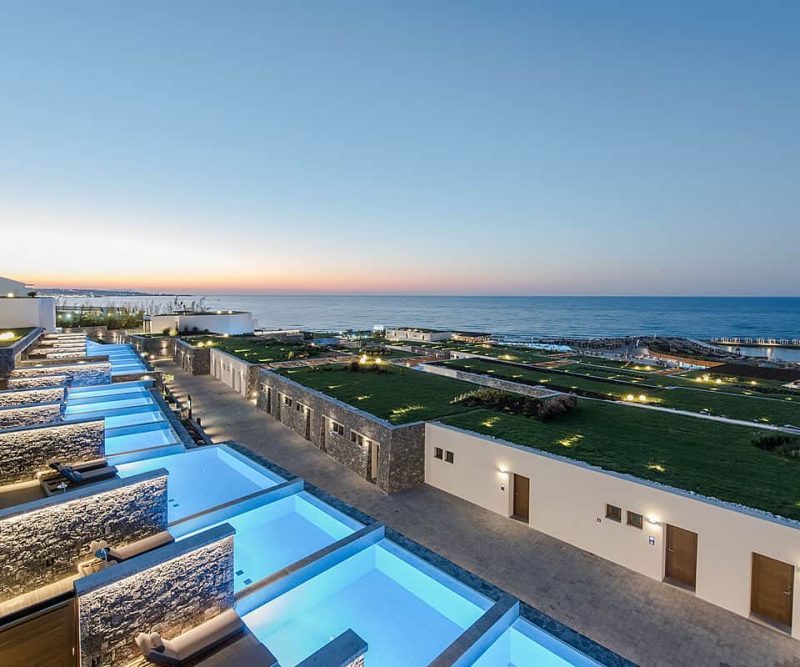best resorts in crete for families
