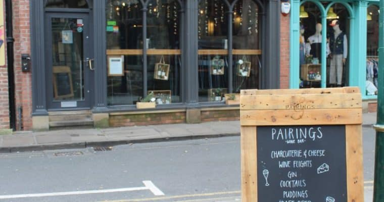 Pairings York – Food and Wine Pairing Experience Review