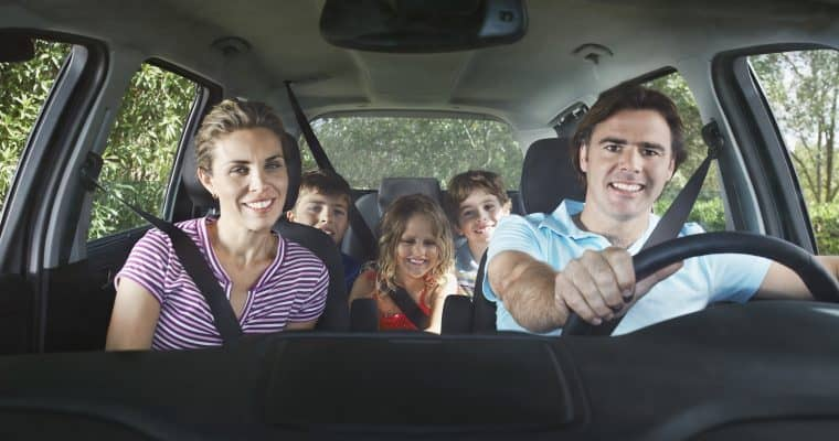 4 Things I Hate About Driving On Family Trips