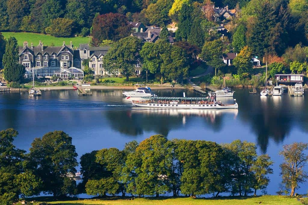 family hotels Lake District
