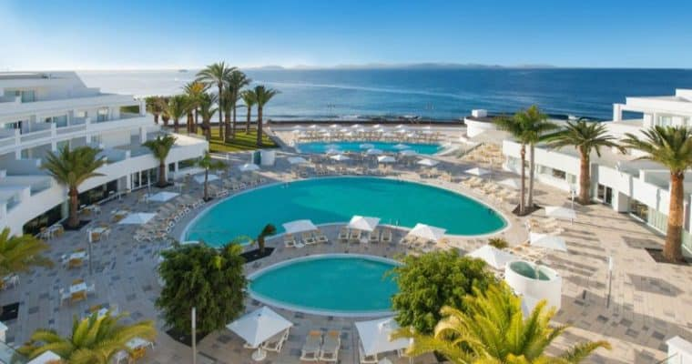 5 of the Best Family Hotels Lanzarote 2019