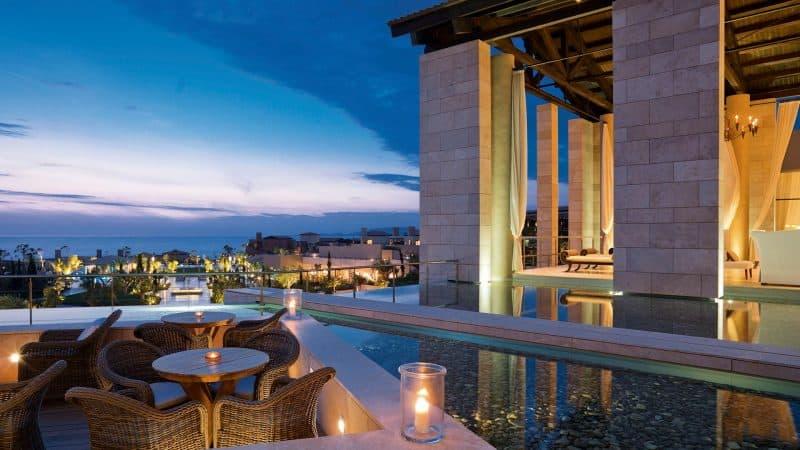 Amazing 5 Star Luxury Hotels Peloponnese 2019