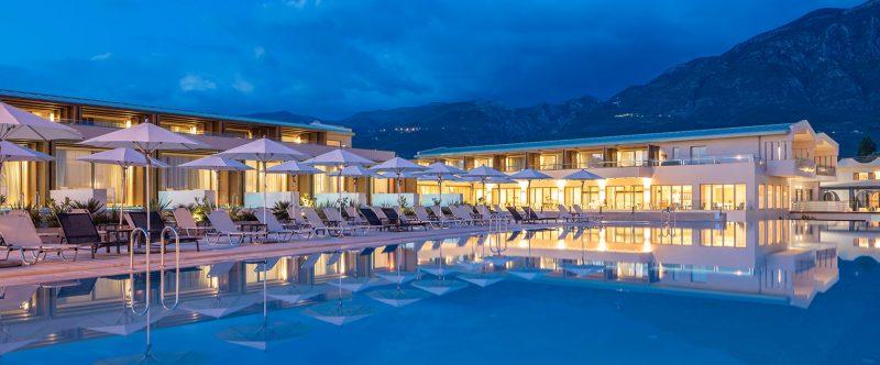 luxury hotels peloponnese