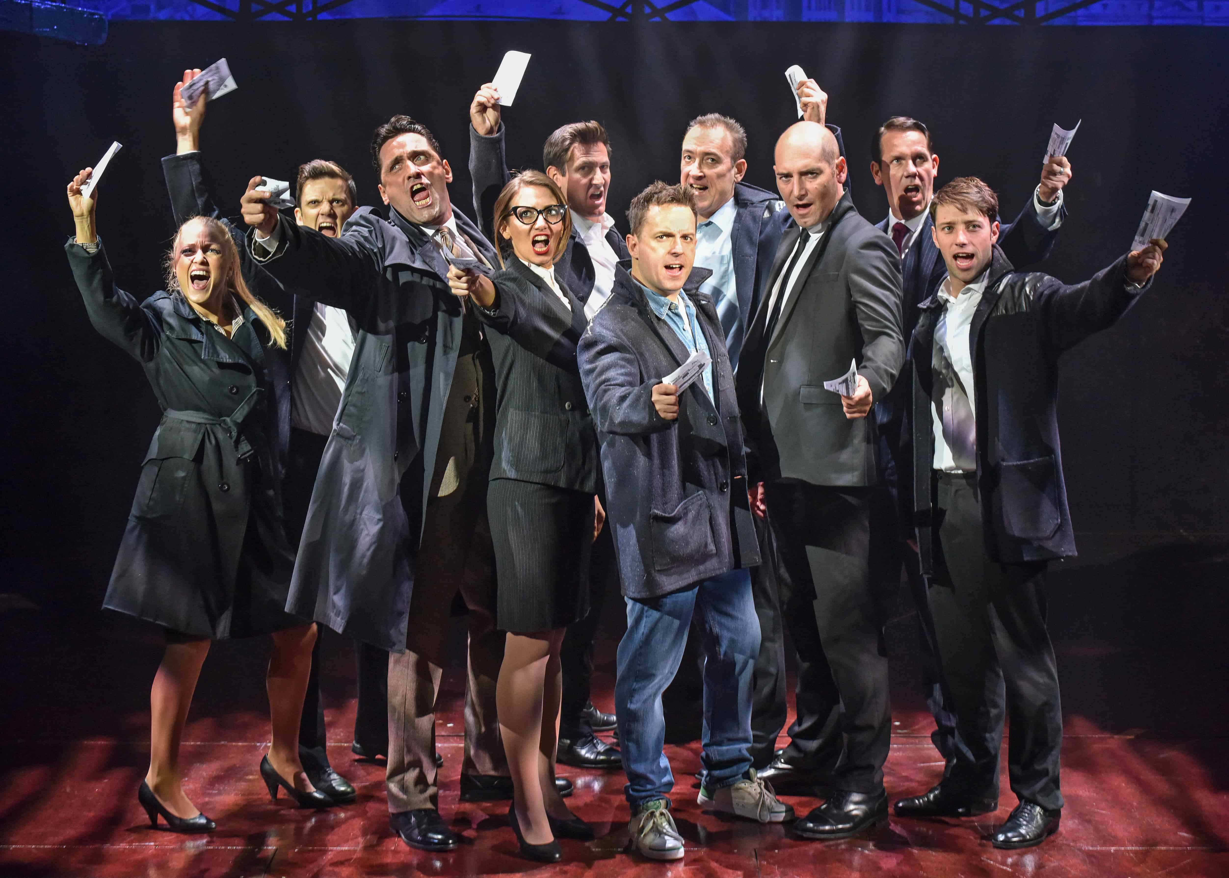 Blood Brothers Review Leeds Grand Theatre ⋆ Yorkshire