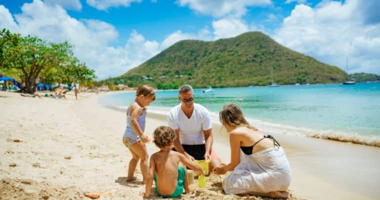 5 Best St Lucia All Inclusive Resorts for Families