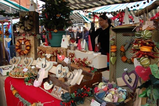 Beverley Christmas Market Yorkshire