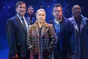 Blood Brothers Mrs Johnstone