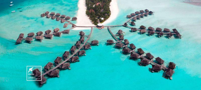 Club Med - Maldives resort with kids club