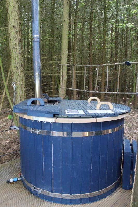 Camp Katur, North Yorkshire Glamping Hot Tub