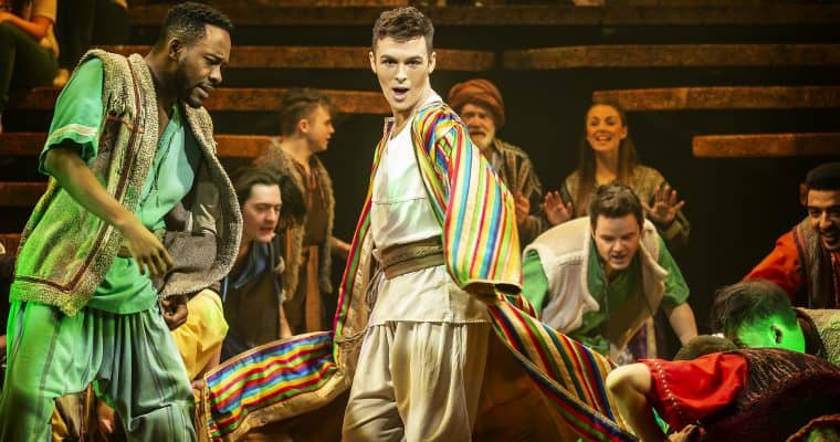 Joseph and the Amazing Technicolor Dreamcoat – Leeds Grand Theatre