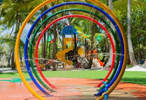 Kids clubs at Dhigali Maldives
